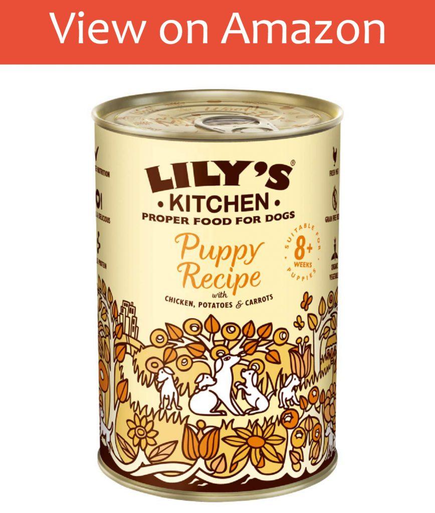 Lily's Kitchen wet Puppy Food