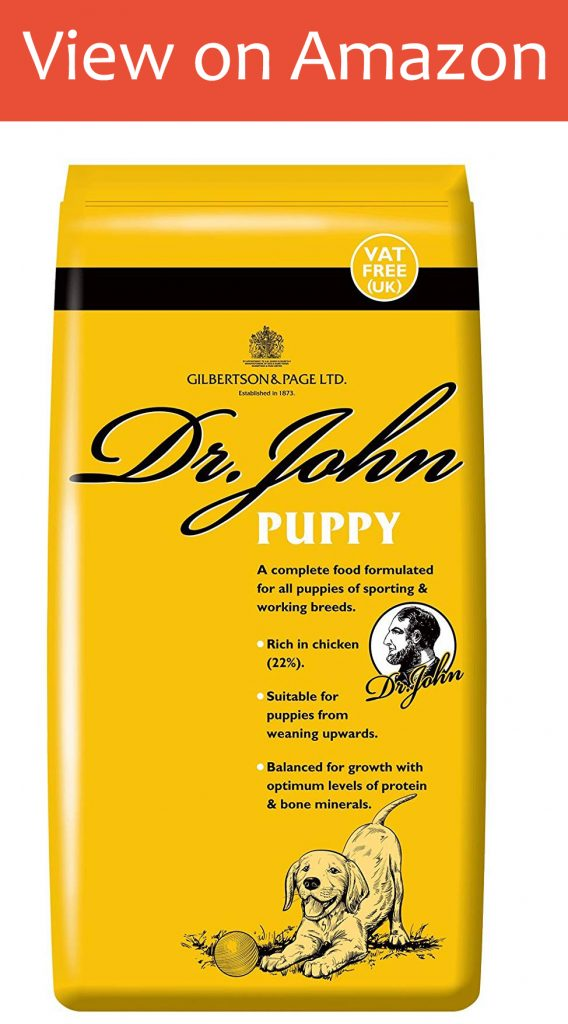 Dr Johns Puppy Food