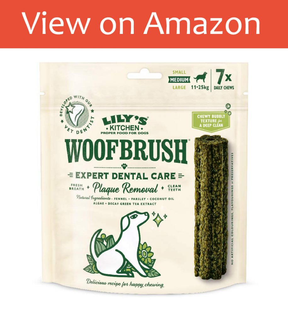 Woofbrush Daily Dental Chews