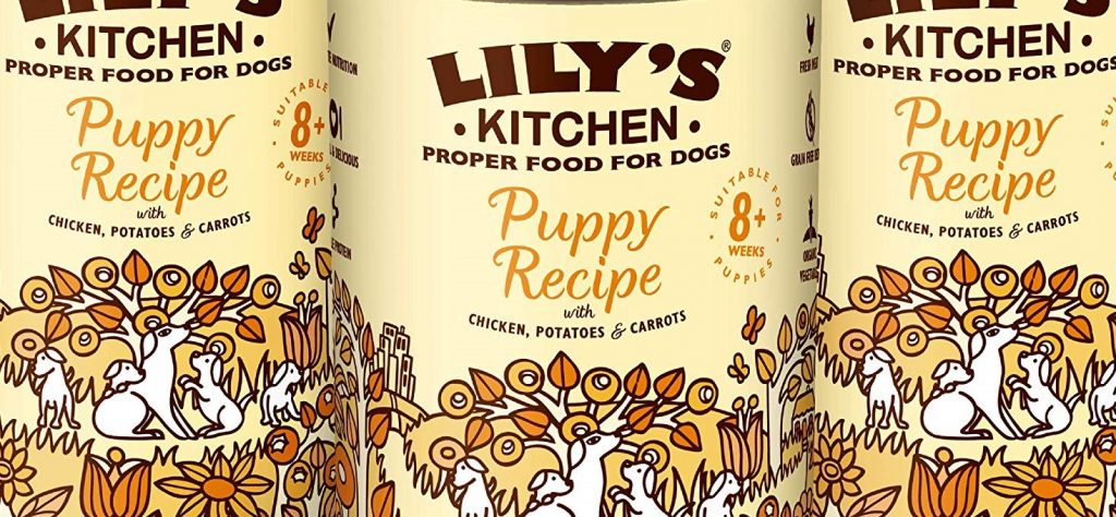 Lily's Kitchen Puppy Food Review