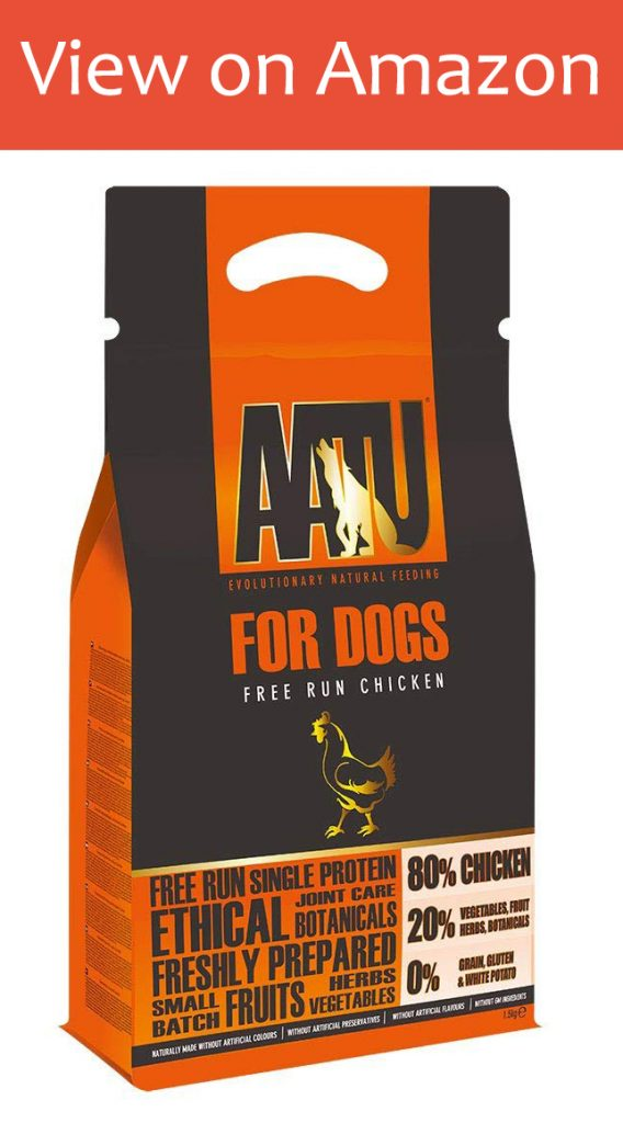 Aatu 80/20 Dry Dog Food