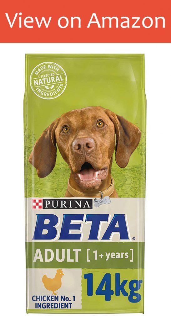 Beta Adult Food
