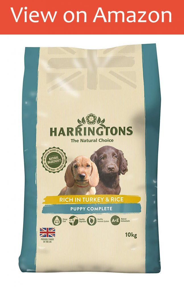 Harringtons Puppy Food (Turkey & Rice)