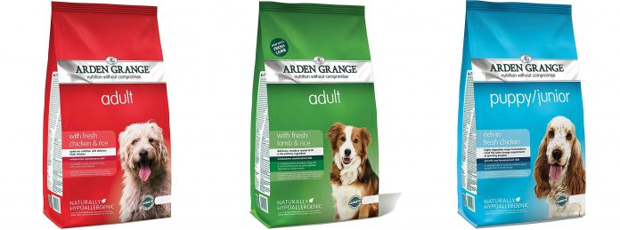 Arden Grange Dog Food Review