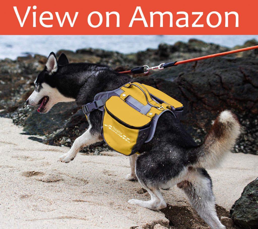 ThinkPet Durable Dog Saddle