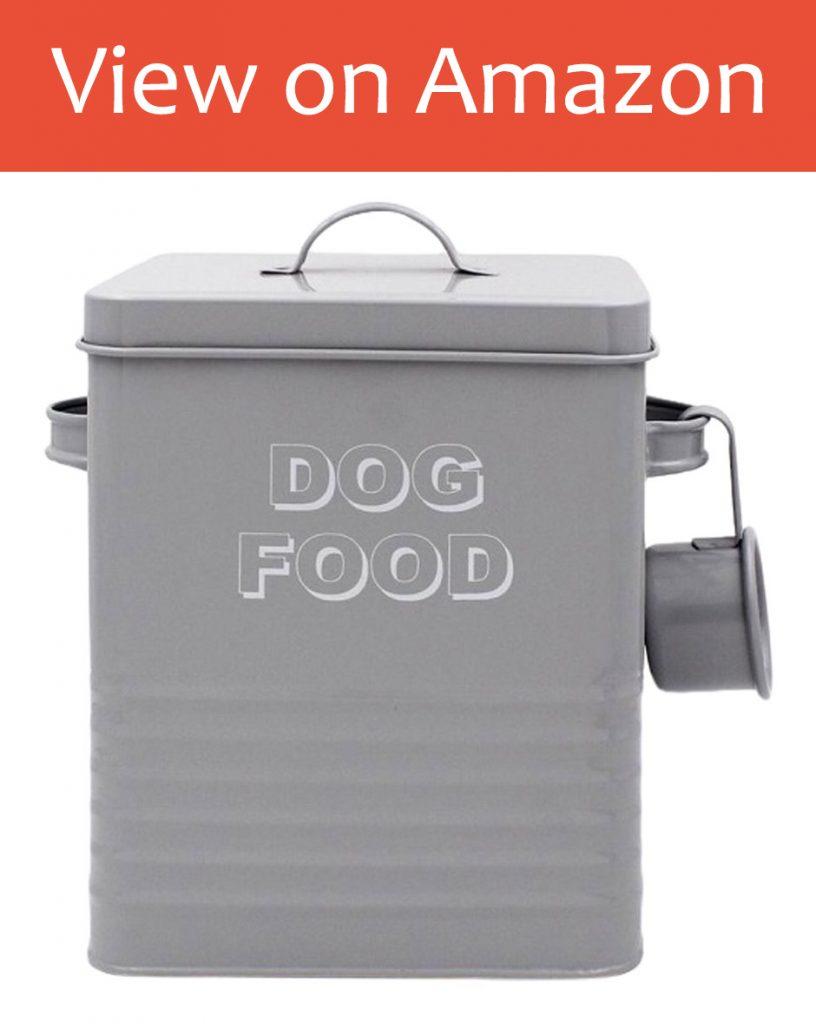 Lesser & Pavey Sweet Home Dog Tin