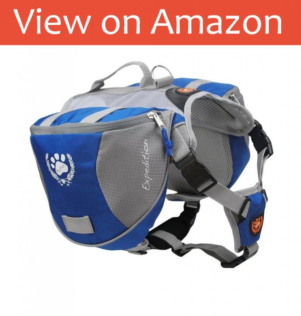 Blackdoggy Waterproof Dog Backpack