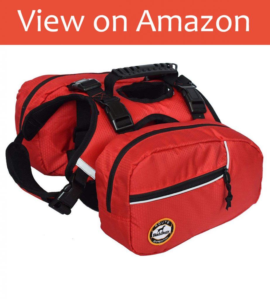 Large Breed Dog Backpack