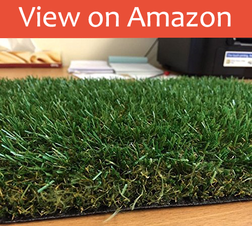 Luxury 30 mm Pile Height Artificial Grass