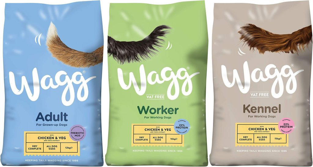wagg dog food review