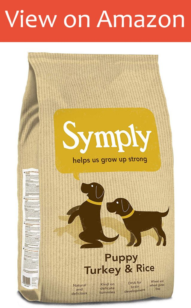 Symply Puppy Dog Food