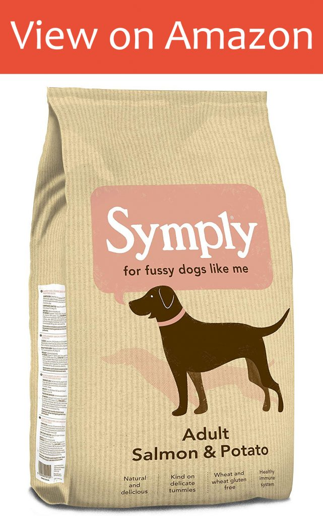 Symply Adult Dog Food (Salmon)