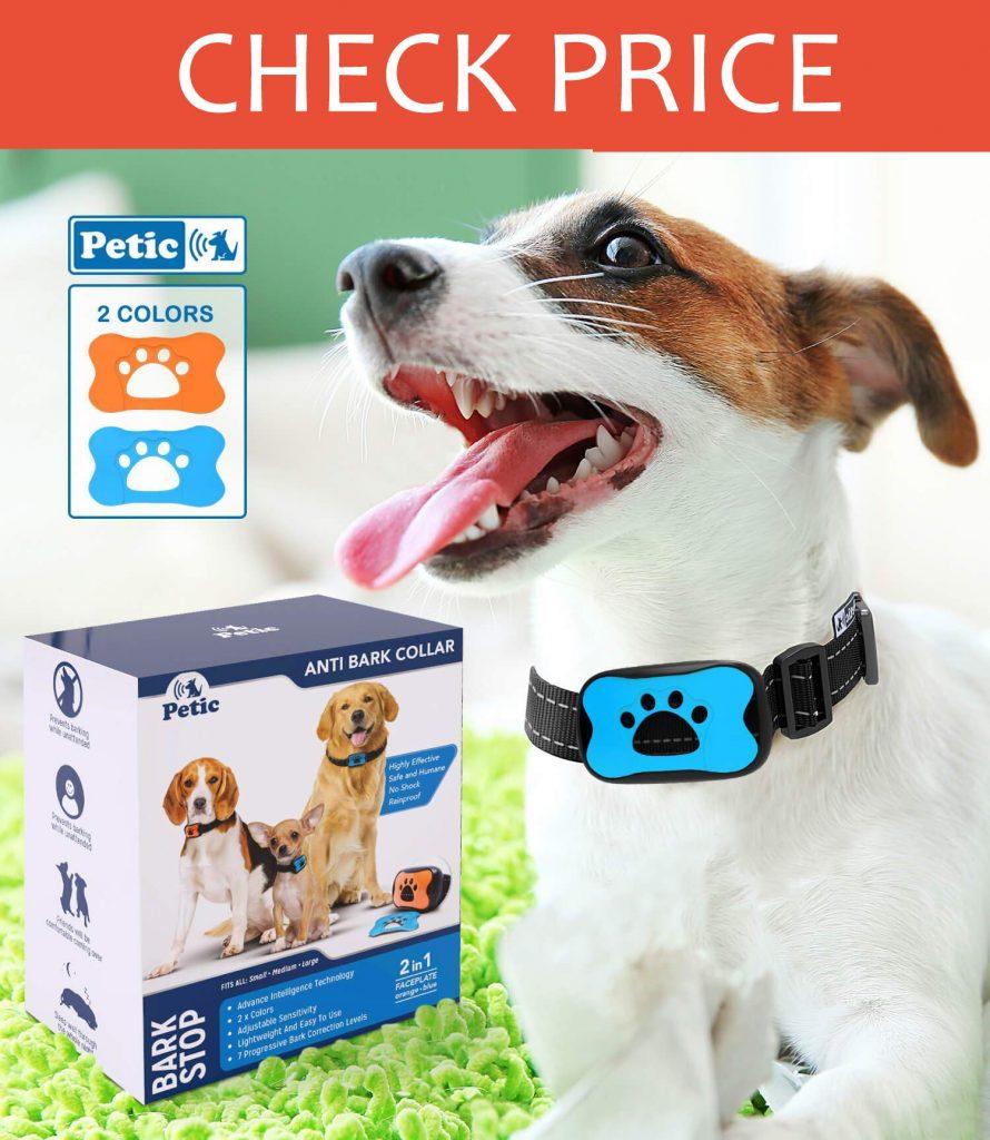 Petic Dog Training Collar