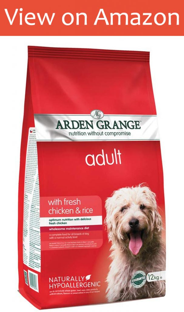 Arden Grange Adult Dog Food