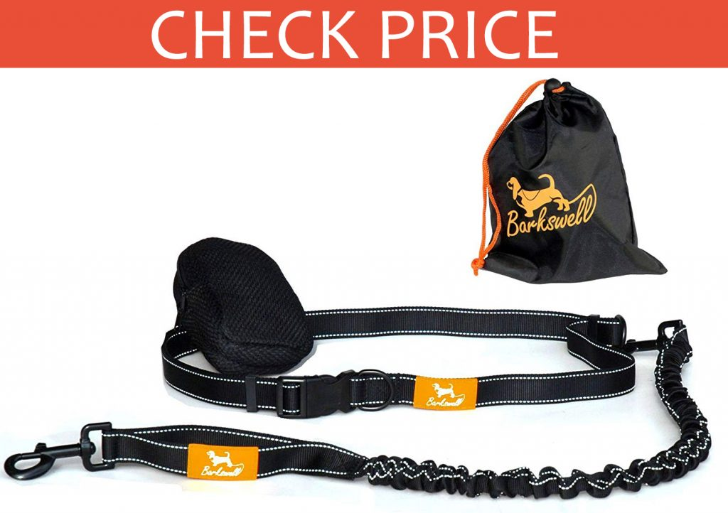 Barkswell Hands Free Running Dog Lead