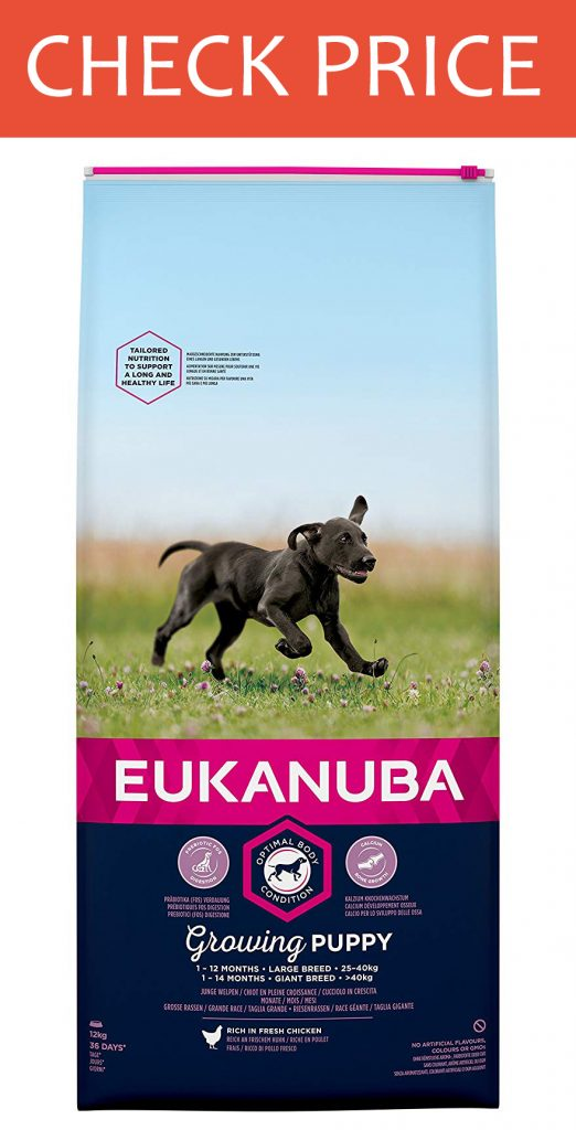 Eukanuba Chicken Puppy Food
