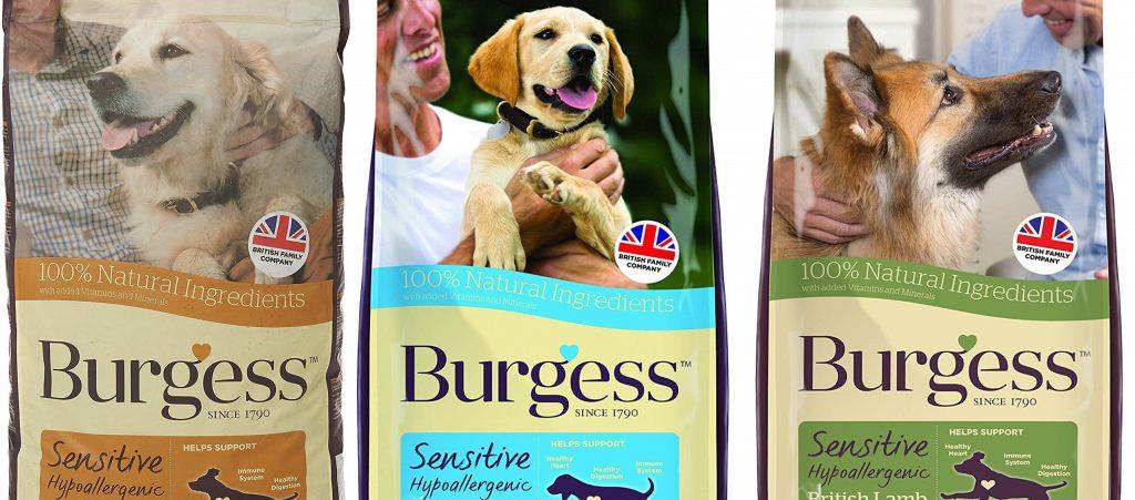Burgess Dog Food Review