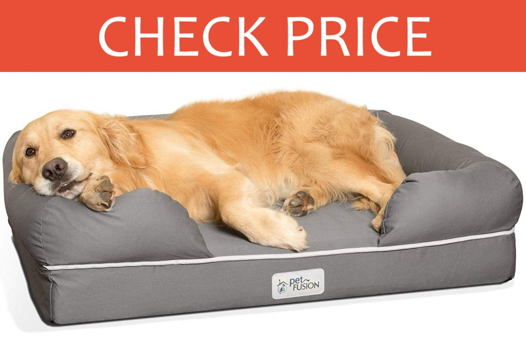 PetFusion Waterproof Dog Bed