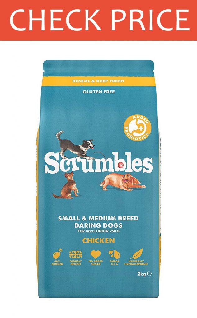 Scrumbles Dry Dog Food