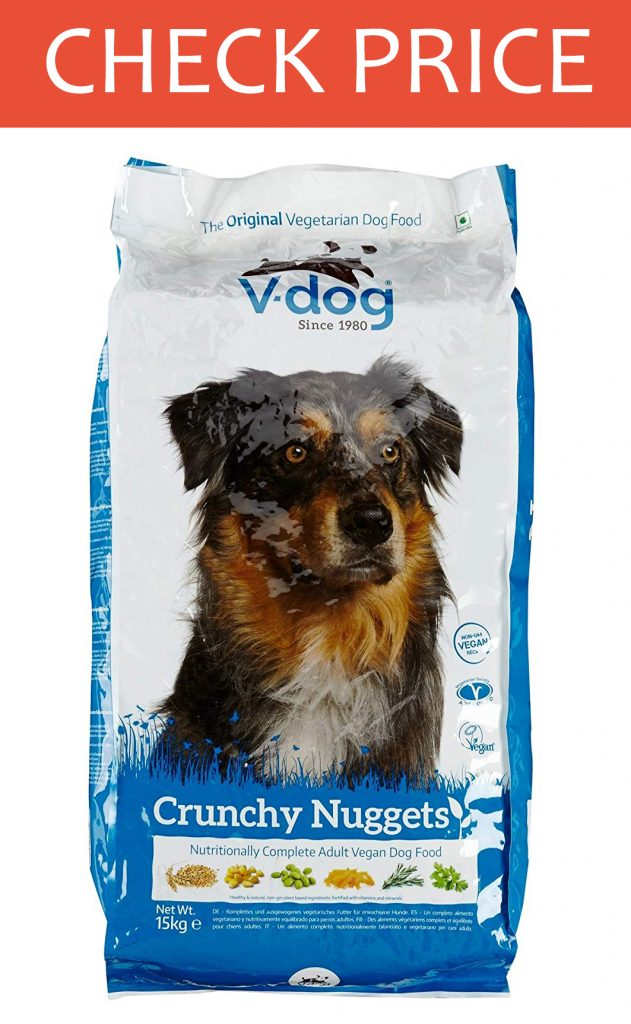 Vegeco V-Dog Crunchy Nuggets