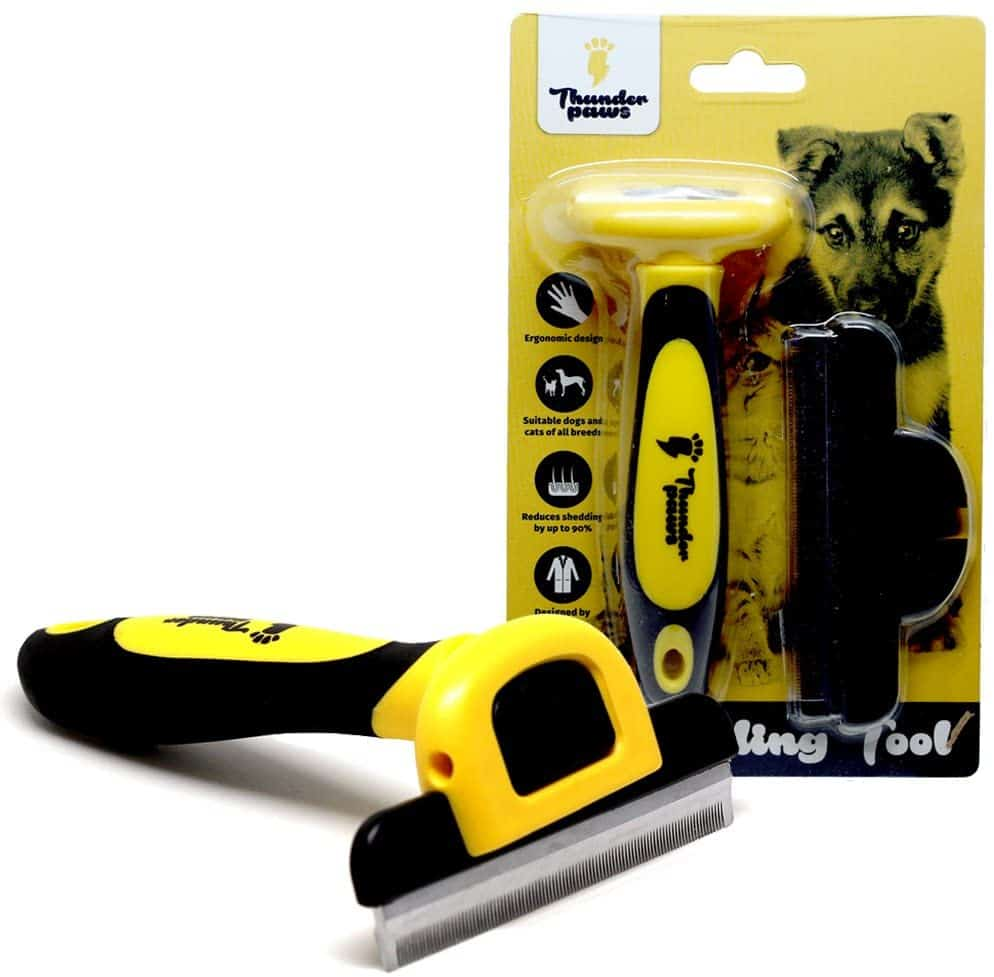 ThunderPaws Professional Dog Grooming Brush