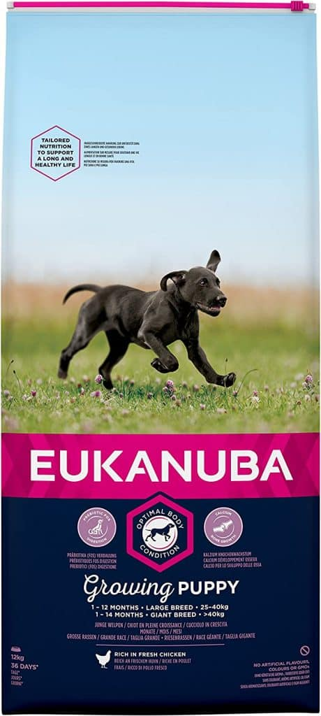 Eukanuba Chicken Puppy Food