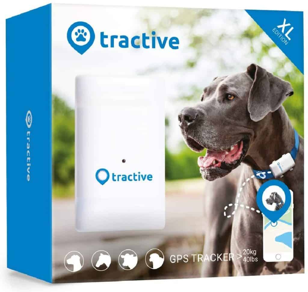 Tractivex GPS XL Tracker for Dogs