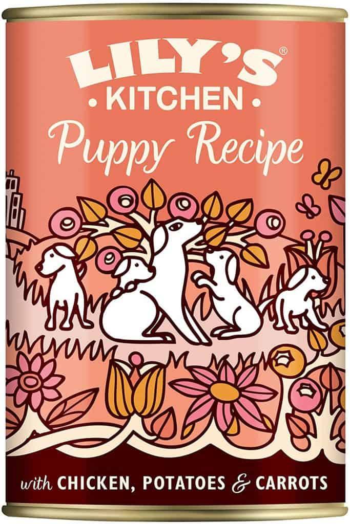 Lily's Kitchen Puppy Food