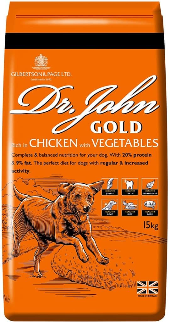Dr Johns Chicken Food