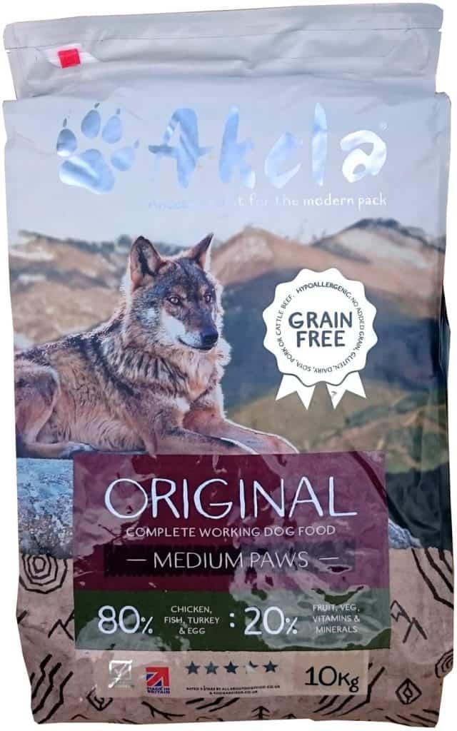 Akela Dog Food