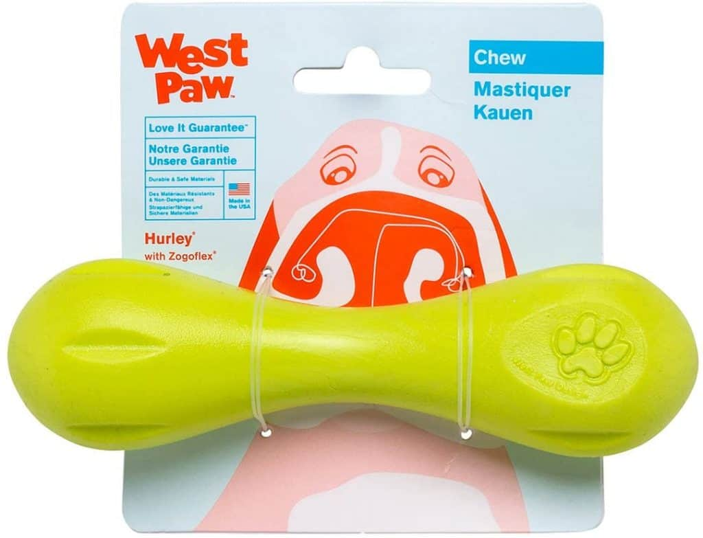 West Paw Design Zogoflex Hurley Dog Toy