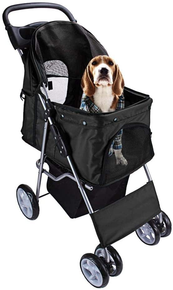 Display4Top Dog Cat Pushchair