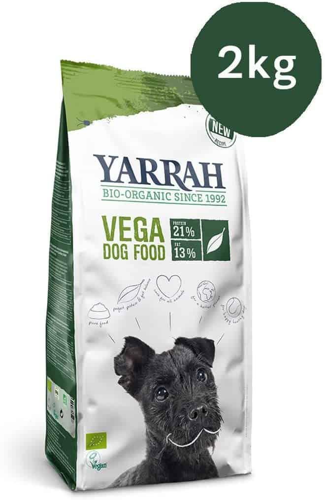 Yarrah Organic Petfood Vega Chunks