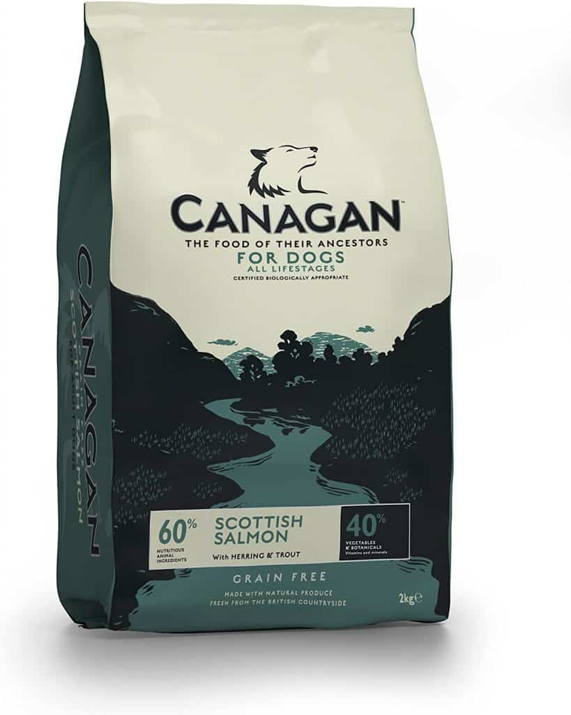 Canagan Salmon Dog Food