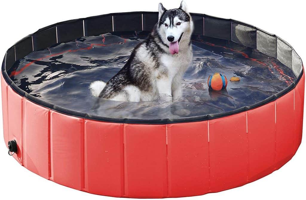 Beyondfashion PVC Cat Dog Swimming Pool