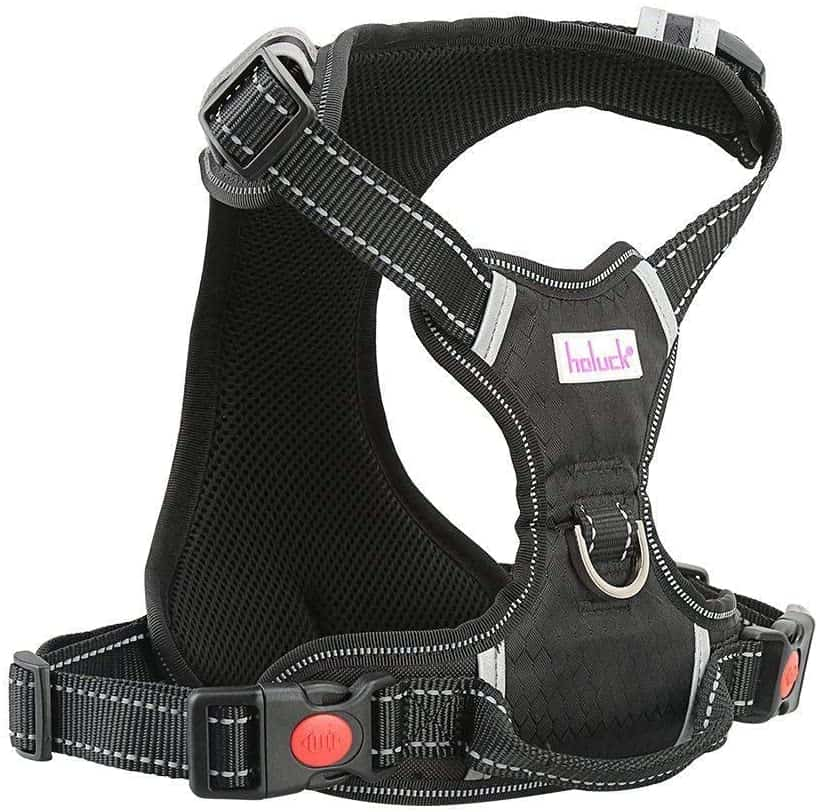 HOLUCK Dog Harness Large No Pull