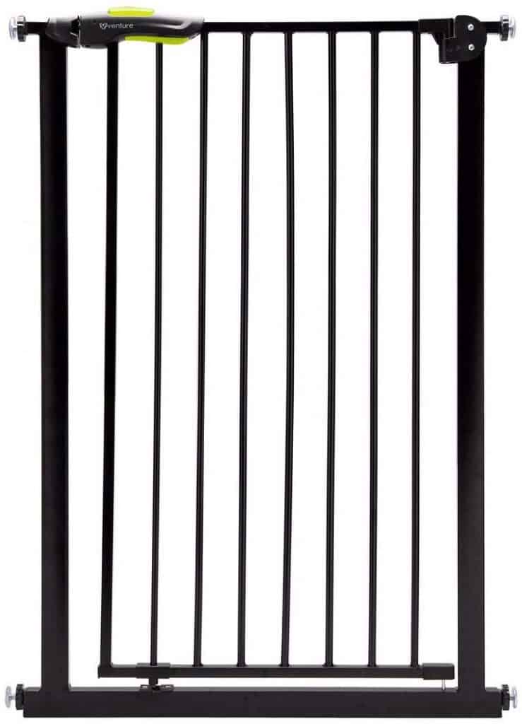 Venture Q-Fix Extra Tall Pressure Fit Pet Safety Gate