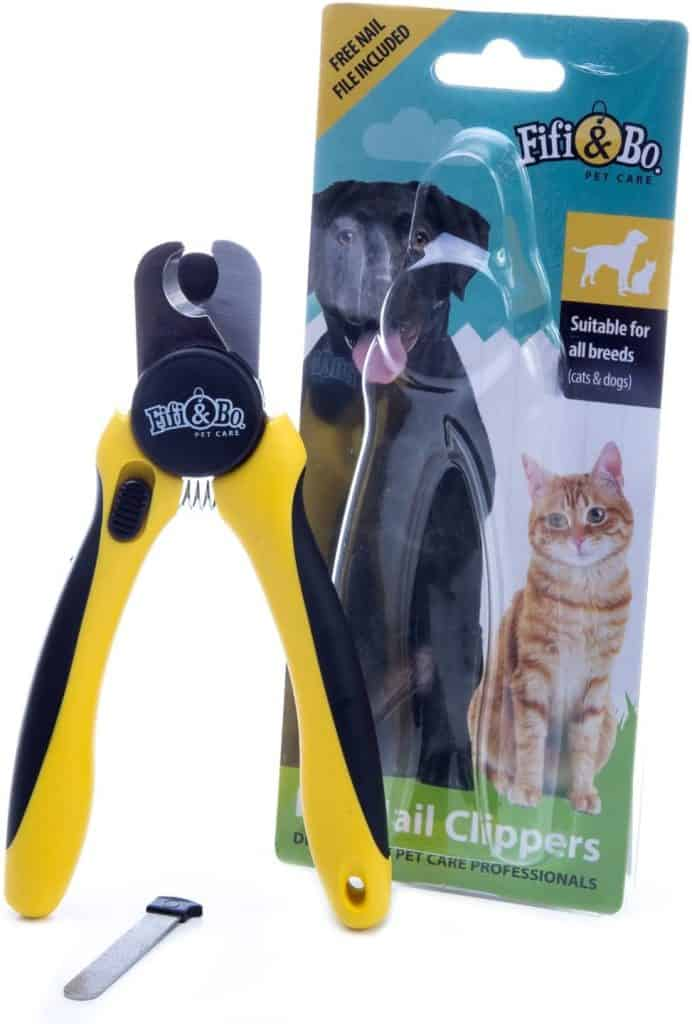 The Professional Grade Dog and Cat Nail Clippers