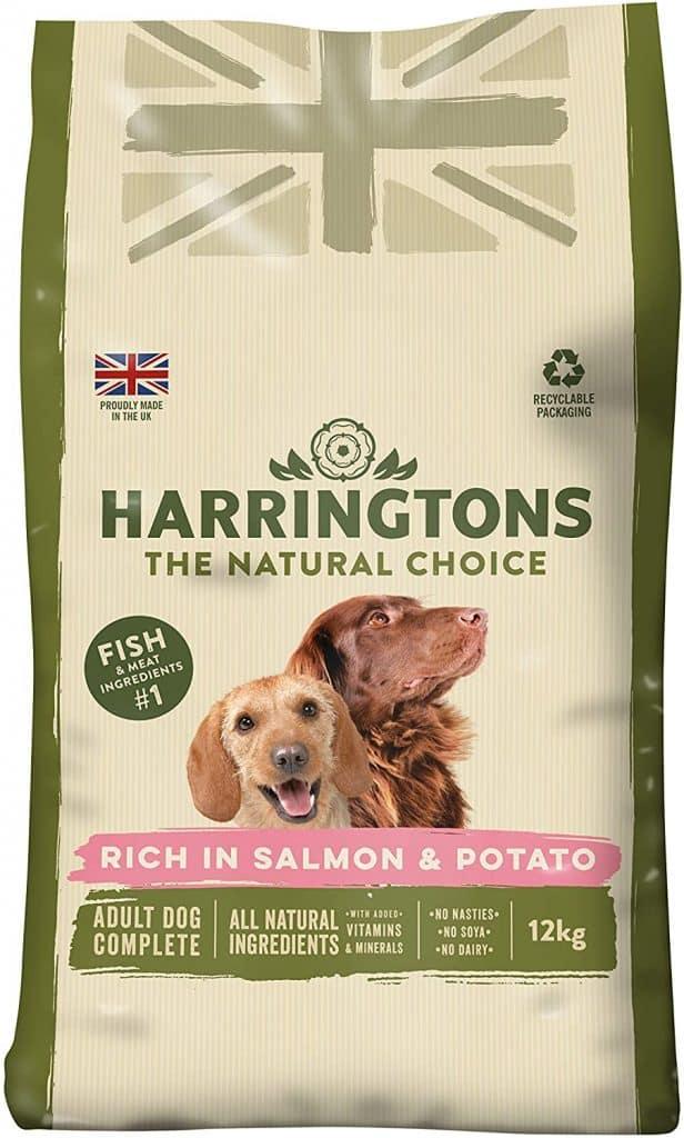 Harringtons Salmon and Potato
