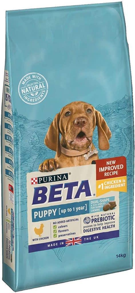 Beta Puppy Food