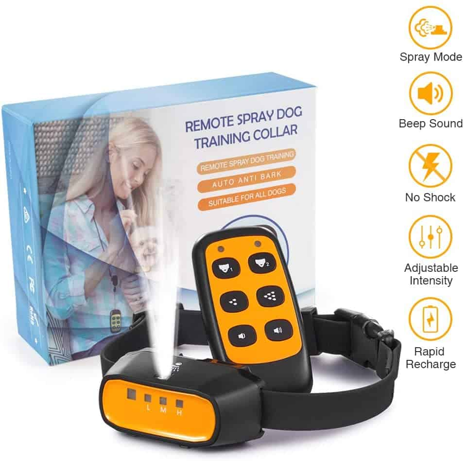 Queenmew Dog Training Collar