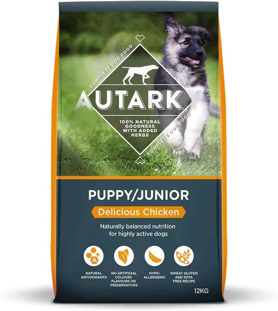 Autarky Hypoallergenic Chicken & Rice Puppy Food