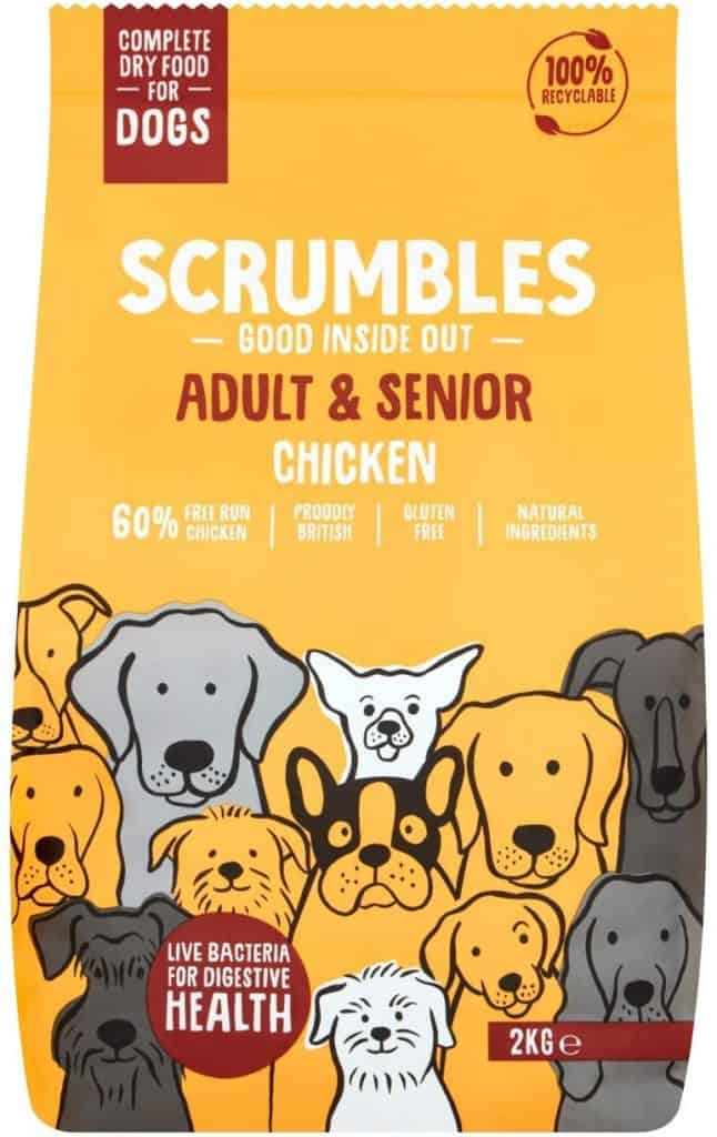 Scrumbles Dry Dog Food