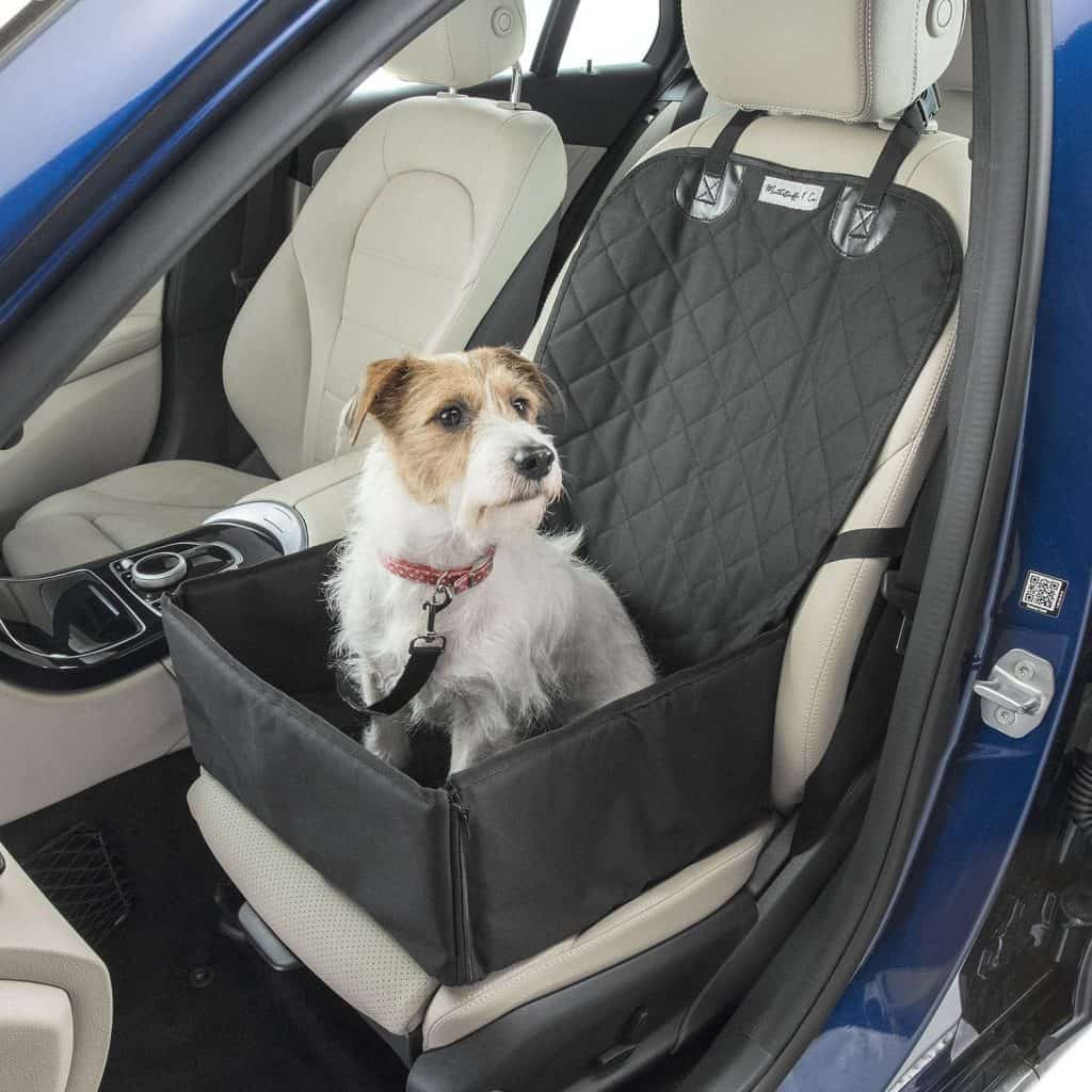 MuttStuff Dog Car Seat Cover