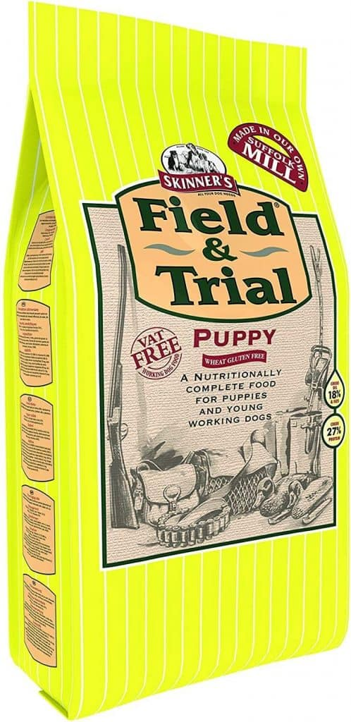 Skinners Puppy Food