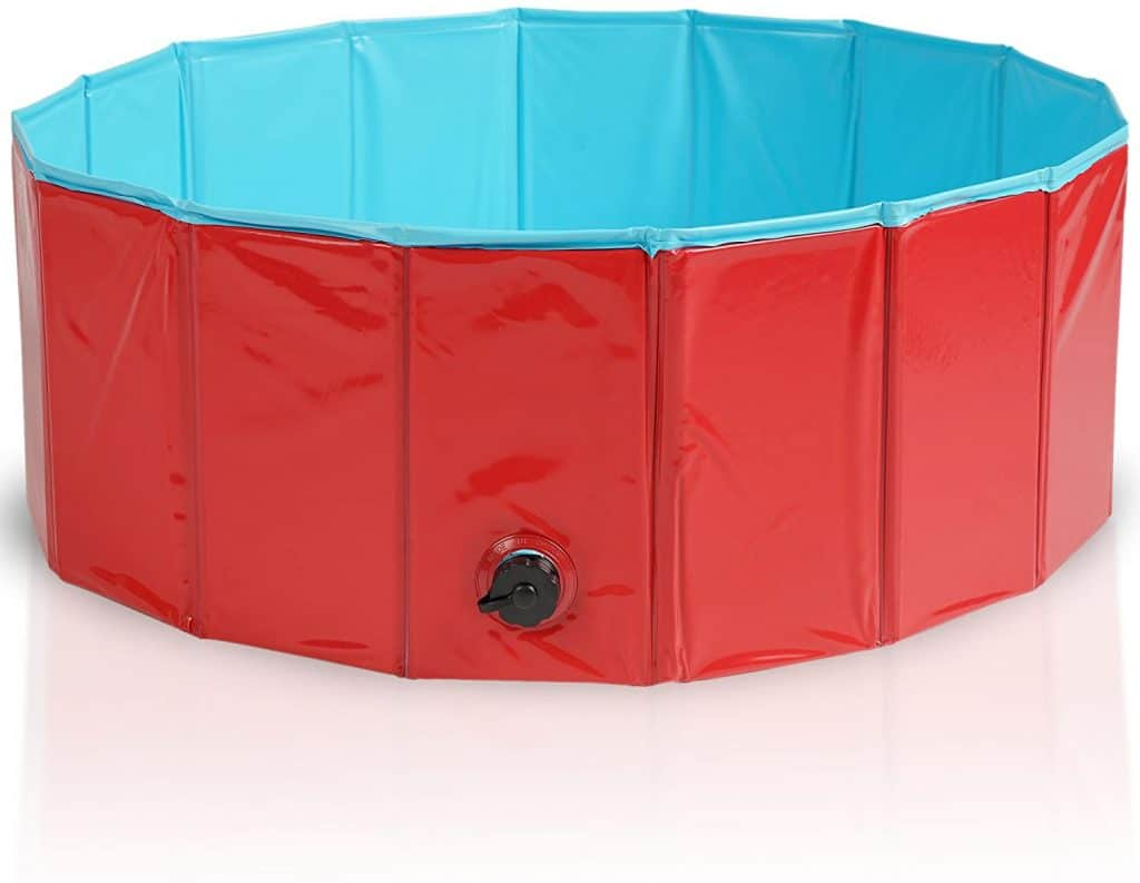 Multi Functional Premium Dogs Paddling Pool