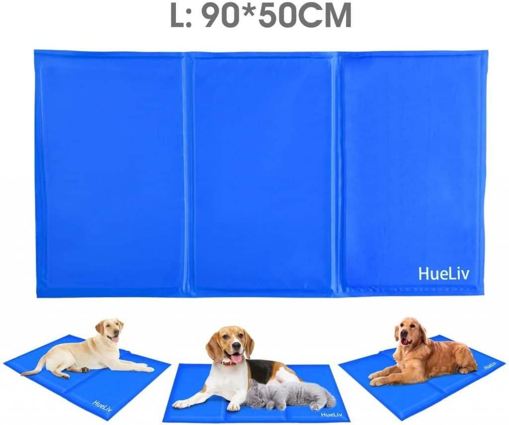 HueLiv Dog Cooling Mat