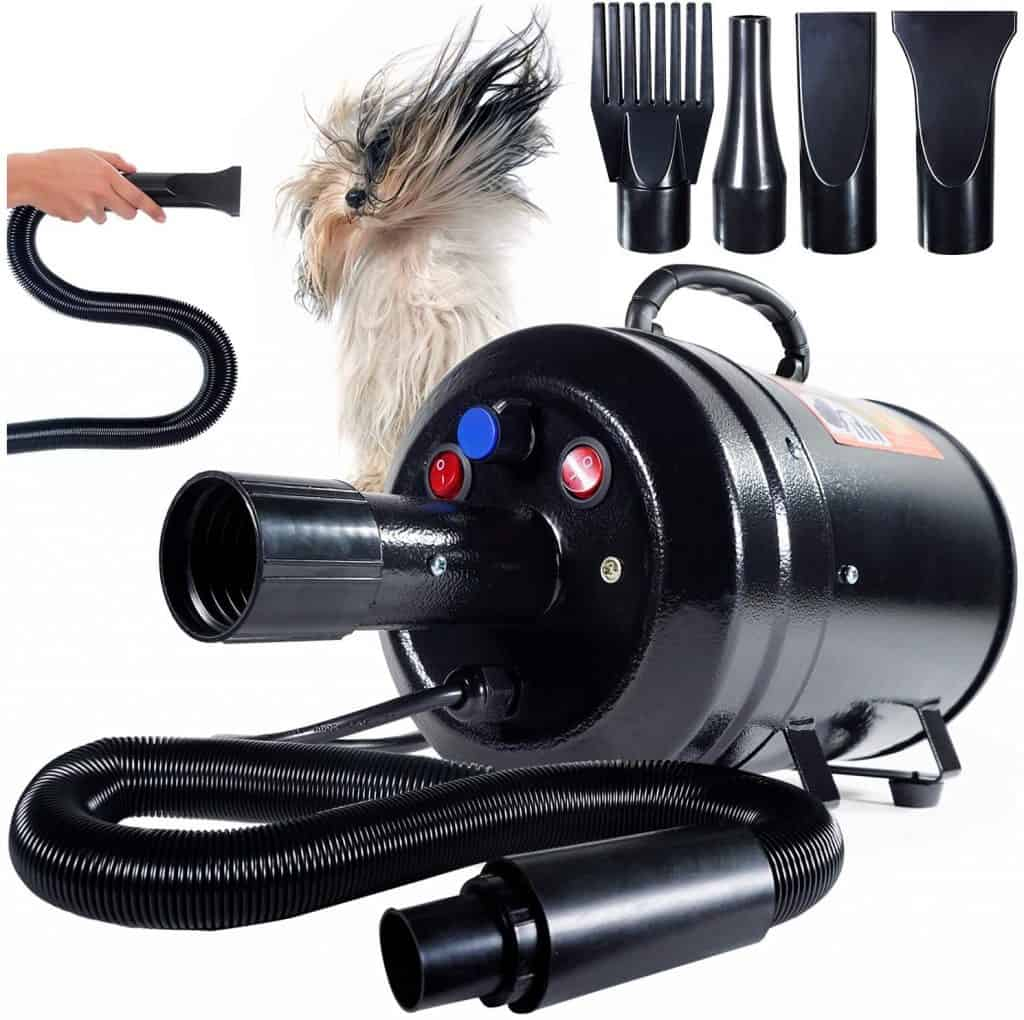 Pet Control HQ Stepless Hair Dryer