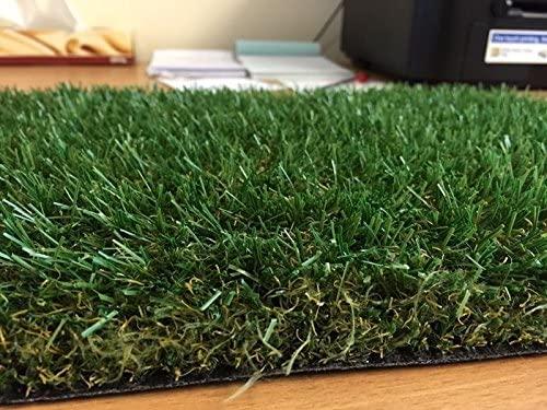 Luxury 30 mm Pile Height Artificial Grass