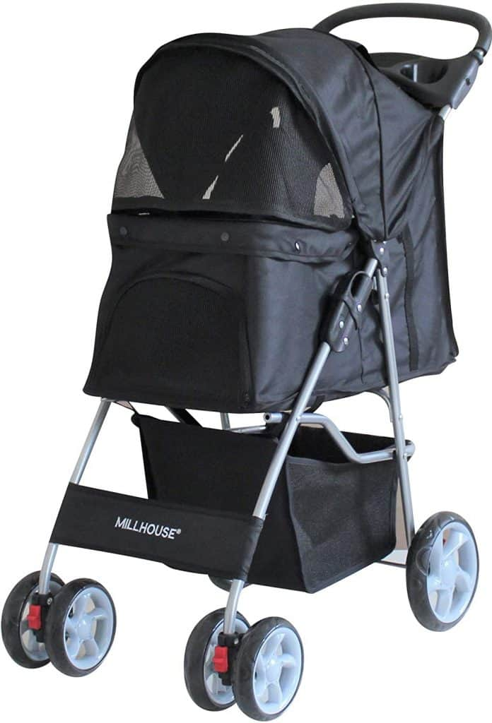 Millhouse Pet Travel Stroller